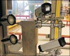 VMT camera and illumination system